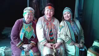 Онлайн-шествие в национальных костюмах народов Республики Саха (Якутия)