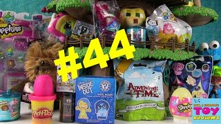 Blind Bag Treehouse #44 | Shopkins Disney Play-Doh Surprise Eggs | PSToyReviews