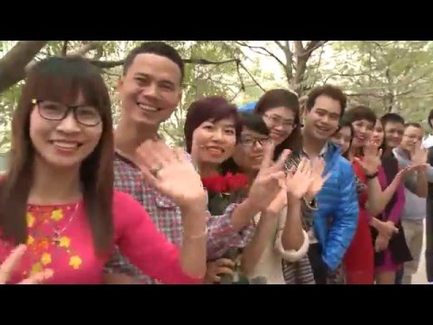 Hello 2016 Video Clip - COLUMBIA Ha Noi Office