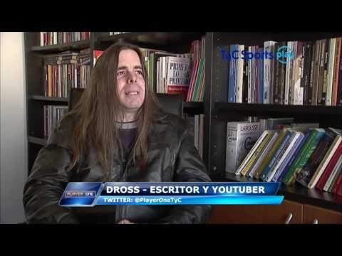 TyC Sports entrevista a Angel David Revilla (Dross)