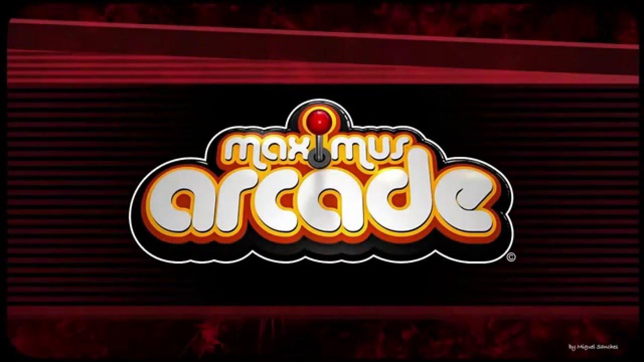 Maximus Arcade Pack - 1100 Games - 9gb Pack - miguelito - Arcade Punks