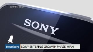 Sony Entering Growth Phase, Will Invest Aggressively: CEO
