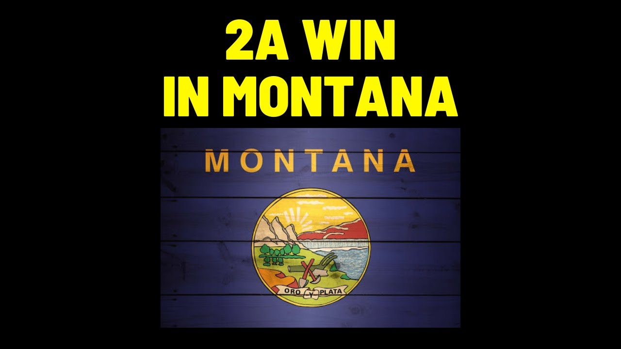 Montana Pro-2A Voters Stop Local Gun Control & Giveaway Winner Announced