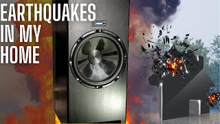 EARTHQUAKE MACHINE 24' 10,400 WATT SUBWOOFER UNBOXING & OVERVIEW!