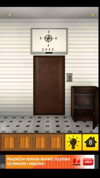 DOOORS APEX – room escape game -: Walkthrough