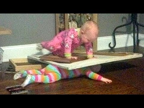 Wanna LAUGH SUPER HARD? Watch FUNNY KIDS & BABIES - Funny compilation