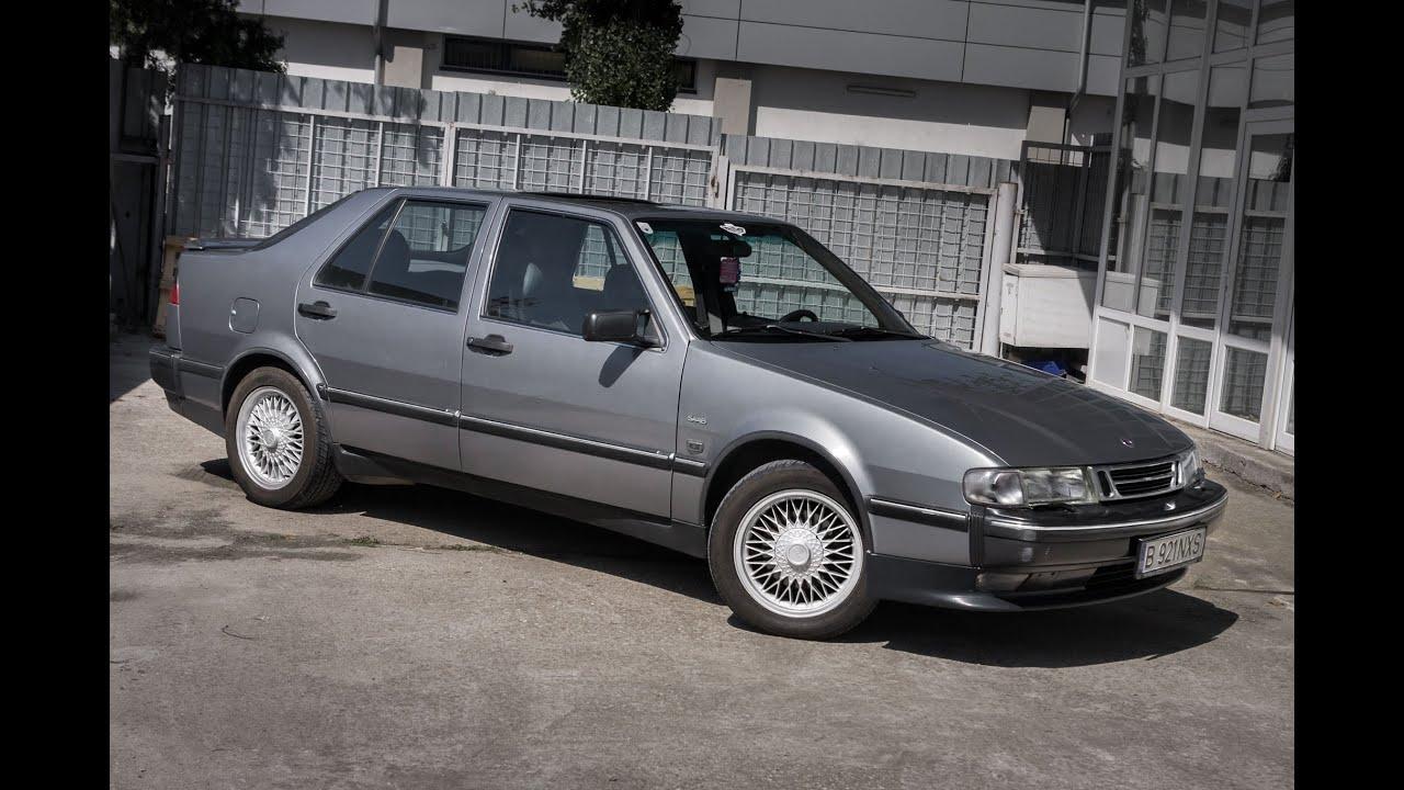 My 1992 saab 9000 cs 2 3 16 walkaround exterior