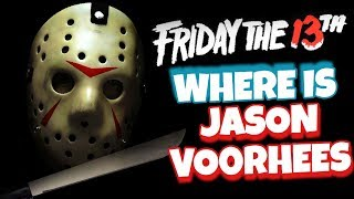 Where The New FRIDAY THE 13TH Movie Is