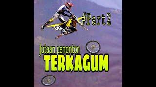 JUTAANPENONTOON!! SKIL LANGKA MOTO CROSS #part2