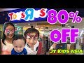 Toys R Us (Malaysia) sale 80% off (Part 1)