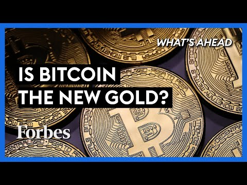 Bitcoin Could Become The Digital Gold - Steve Forbes | What's Ahead | Forbes