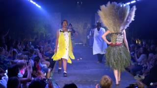 Eye on Nature - Edibles From the Ground to the Table Wearable Arts Show
