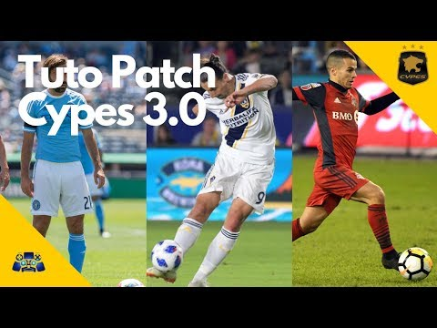 PATCH CYPES 3.0 PES 2019