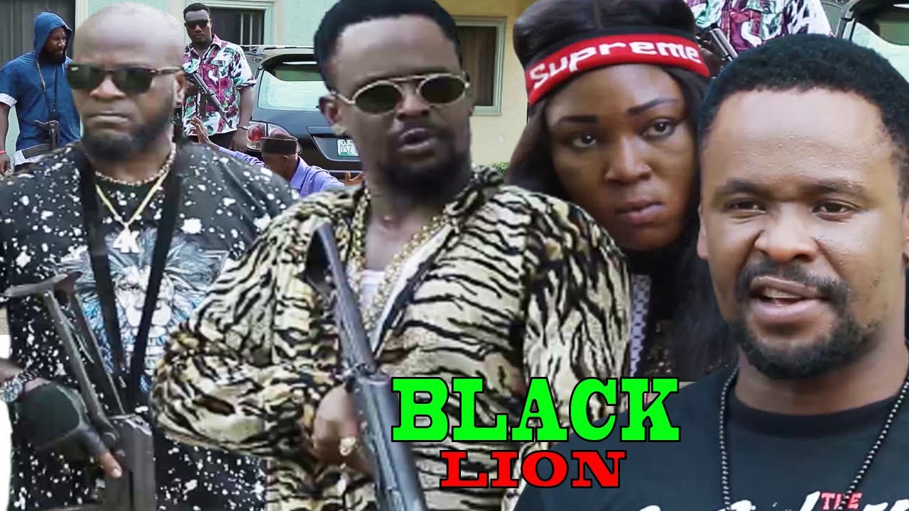 Download BLACK LION Season 1 - ZUBBY MICHEAL 2020 LATEST NIGERIAN NOLLYWOOD MOVIE