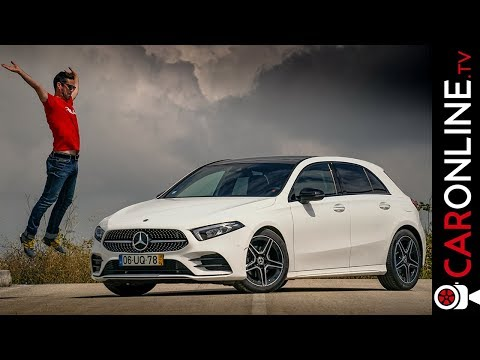 REBENTOU com TUDO | Mercedes Classe A 2018 [Review Portugal]