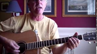 rock in the usa john cougar acoustic guitar lesson