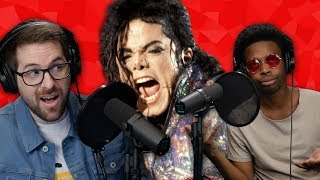 We Don't Agree On Michael Jackson - SmoshCast Highlight #4