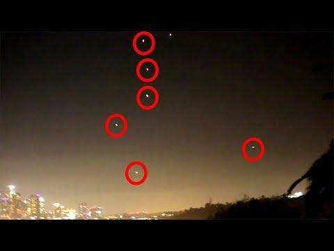Die gruseligste MASSEN UFO-Sichtung - Lubbock Lights   MythenAkte