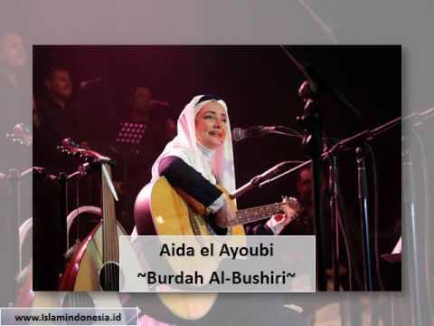 Aida el Ayoubi--Burdah Al Bushiri