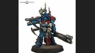 Horus Heresy Preview - Blood Angels and Night Lords Critique