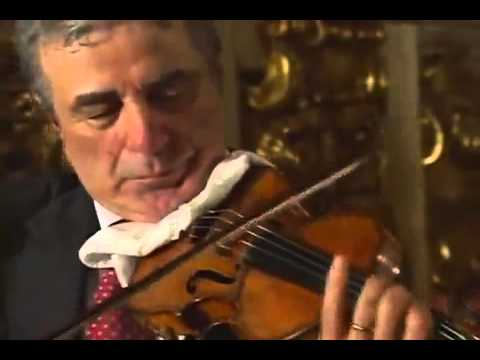 Bach Violin Partita BWV 1004 D minor 1 Allemanda Haroutune Bedelian   YouTube