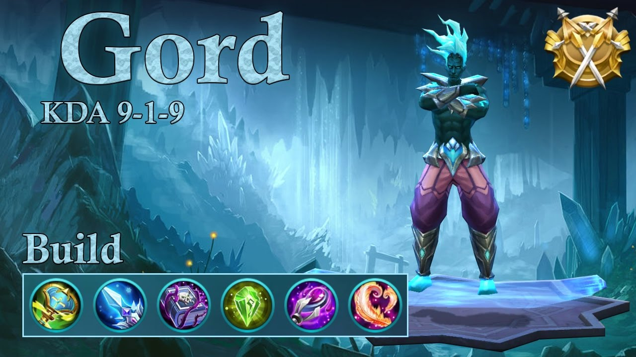 Mobile Legends Gord
