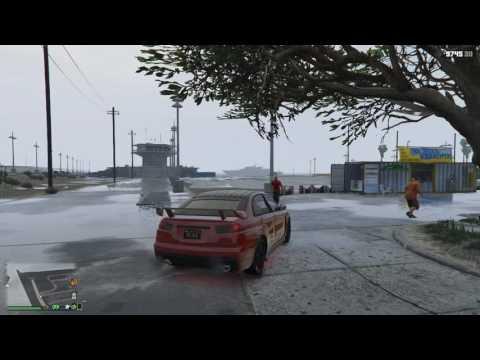 Grand Theft Auto V Criminal Mastermind 4. rész