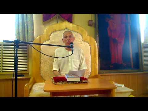 Бхагавад Гита 2.29 - Шьямарупа прабху