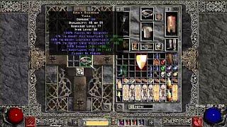 Project Diablo II - GG Kira's Guardian slam