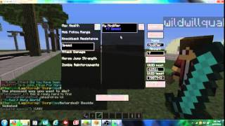 How to use all u want mod 1.7.2/1.7.10