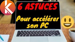 Comment accélérer son PC sans logiciel en 6 astuces | Windows 10 - 8 - 7 ...