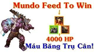 Dr.Mundo Top