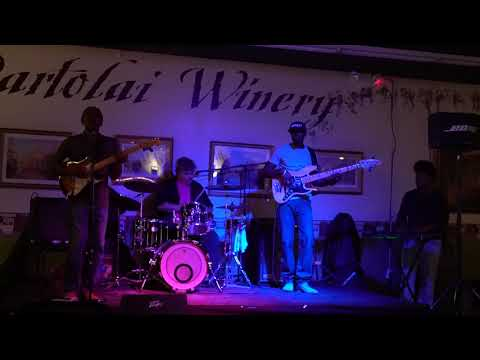 Clarence Spady Band 9-14-18 Bartolai Winery Part 2 of 4