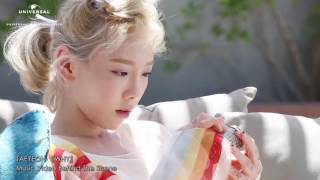 "TAEYEON ""WHY"" Music Video Behind The Scene"