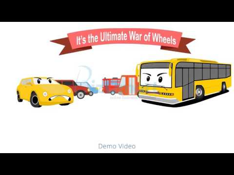 Demo Video Commercial - Car Rental Agency Toolkit