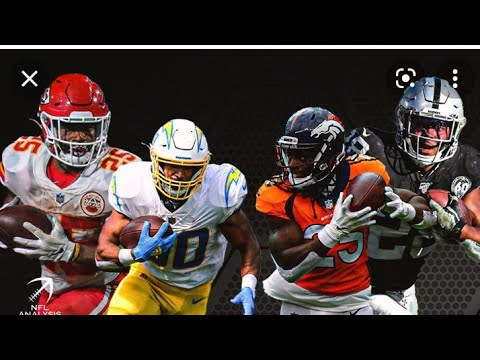 Las Vegas Raiders First Time The AFC West Is Wide Open Since 2011 By Eric Pangilinan