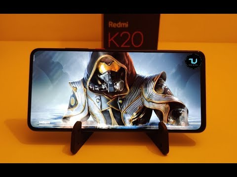 Redmi K20 PUBG/Xiaomi Mi 9T PUBG gaming test/High graphics /Android 9 game