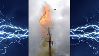 10 kV fuse blowout