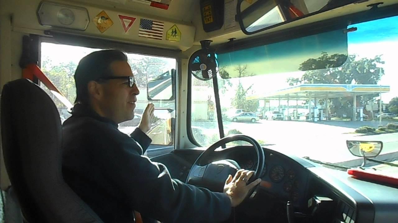 114  Basic Skills  U2013 Multiple Turning Lanes  U2013 Class B Cdl School Bus
