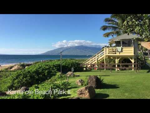 Maui Kama'ole Beach Parks I, II and III