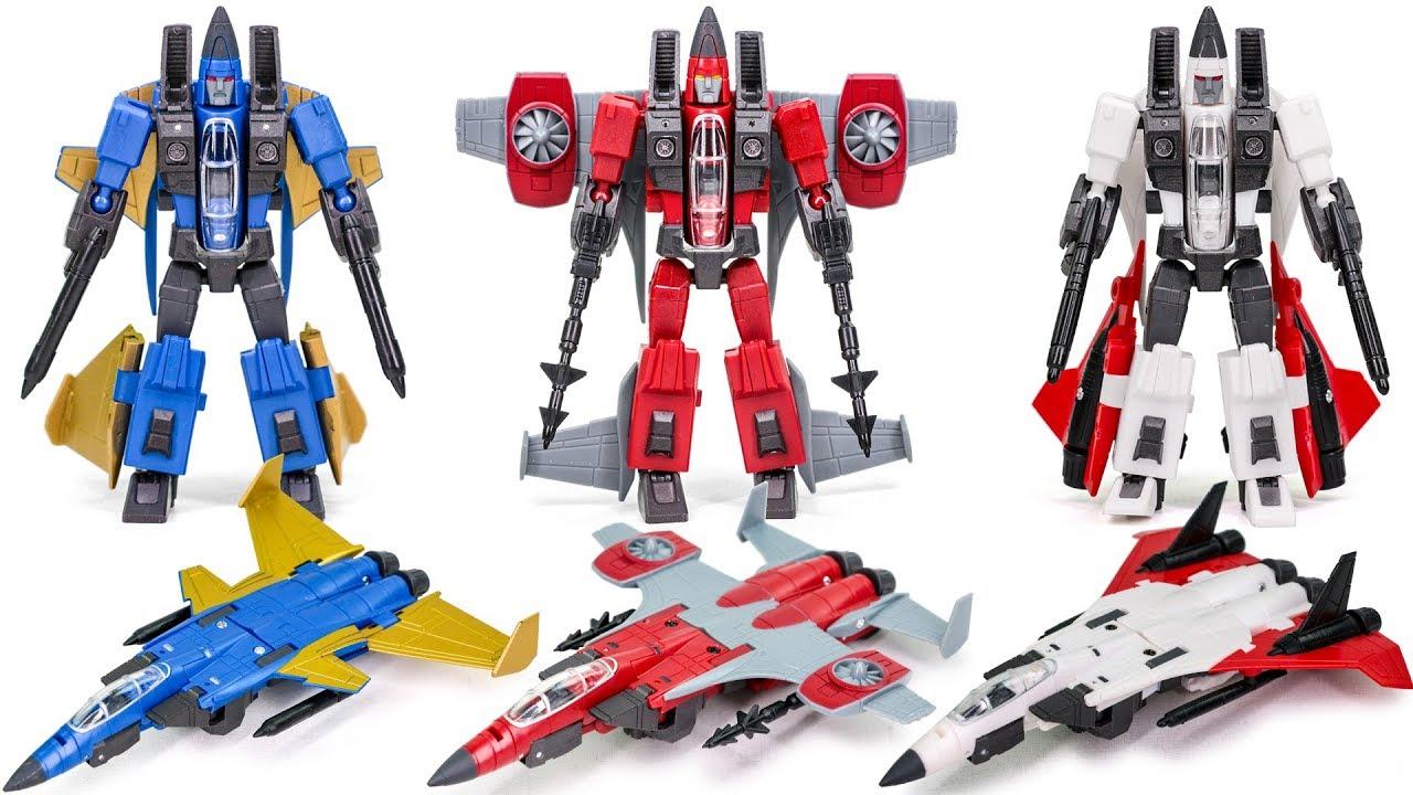 transformers g1 dx9 war in pocket storm troopers x30 x31 x32 ramjet
