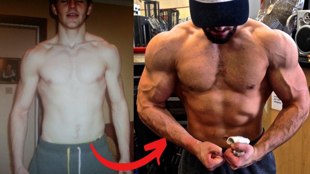 Muscular guys guys vs skinny Do you