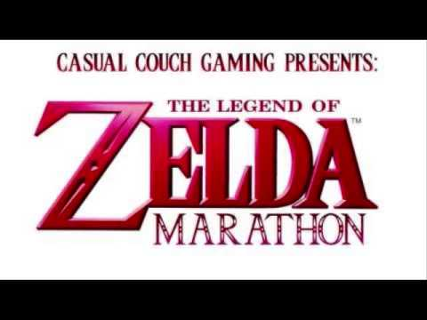 Casual Couch Gaming Presents the Legend of Zelda Marathon for Charity