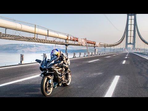 Top Speed Kawasaki Ninja H2R 400 km/h