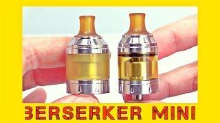 видео Vandy Vape Berserker MTL RTA. Первый взгляд
