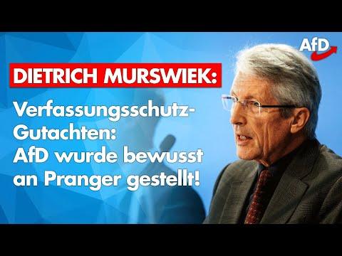 ❝Eindeutig rechtswidrig!❞ | Dietrich Murswiek