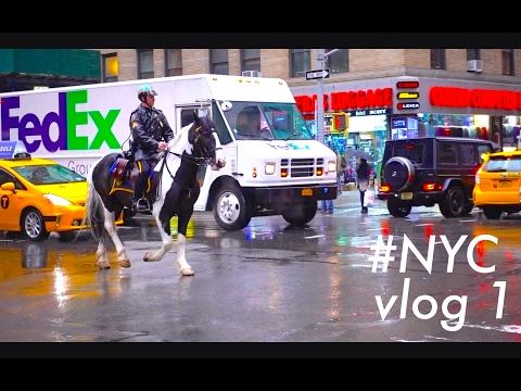 DANNI A NEW YORK!!! #NYC vlog •1