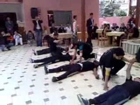 CB crew camps breakerz bboy of palestine