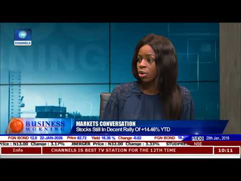 Equities,Debt & New trading Week In Focus Pt.2 |Business Morning|