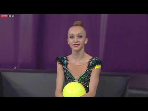 Hoop&Ball - Group A - WCC Minsk 2019 partial